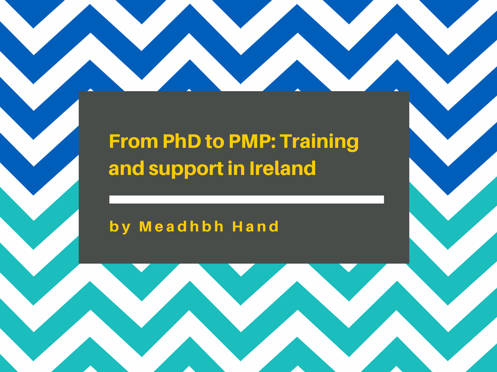 From Phd To Pmp Training And Support In Ireland Jobs On Toast