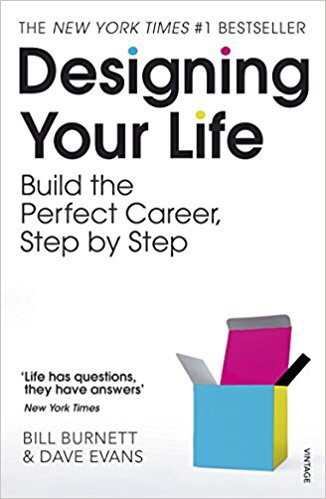 Designing Your Life book