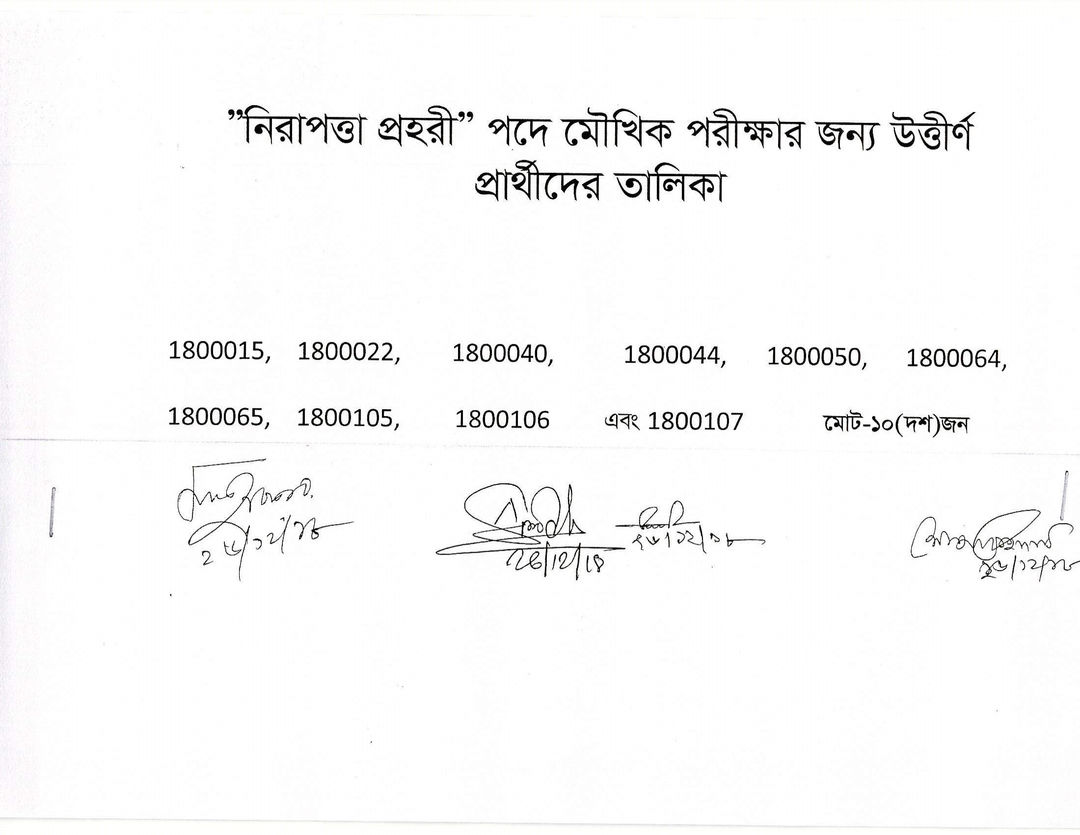 Taxes Zone Gazipur TZG Exam Result Admit Exam Date 2019 2