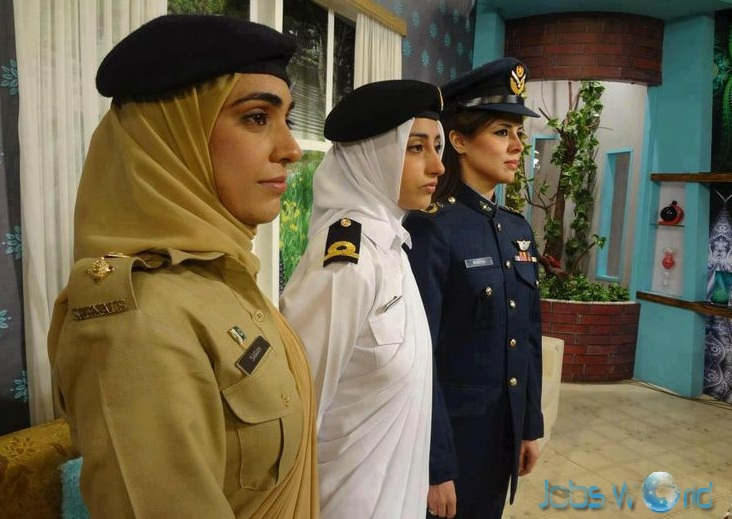 How Girls Can Join Pak Army as Lieutenant AFNS Nursing -JobsWorld