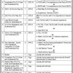 PO Box 1158 GPO Rawalpindi Jobs 2016 Public Sector Latest