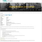 HBL Cash Officer Jobs 2016
