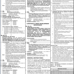 PPSC Jobs February Advertisement No 2016 Latest