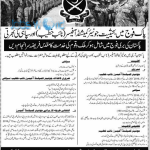 Join Pak Army As JCO