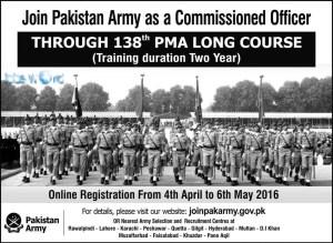 PMA 138 Long Course Online Registration