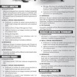 Pakistan Airways Limited Jobs 2016