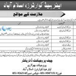 Pakistan Air Force Jobs 2016 June