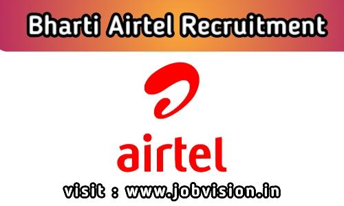 Bharti Airtel Recruitment