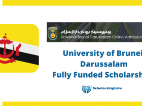 University of Brunei Darussalam Fully Funded Scholarships
