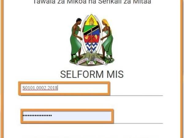About Selform Tamisemi 2021 | Selform Form Four 2021