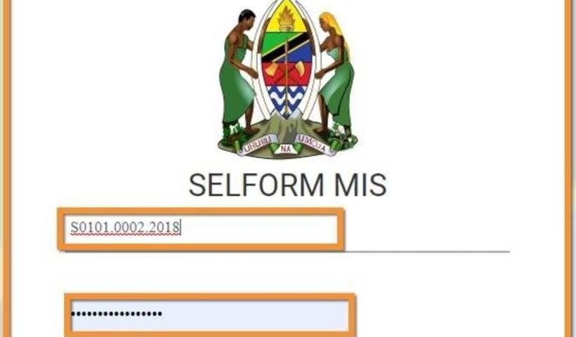 About Selform Tamisemi 2021   Selform Form Four 2021
