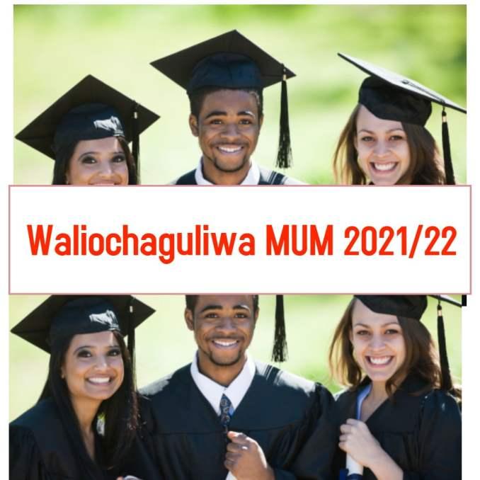 Muslim University of Morogoro (MUM) selected applicants 2021/22, Majina ya waliochaguliwa Muslim University of Morogoro (MUM) 2021/22, MUM login.