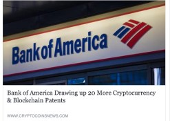 bank of america 20 more crypto
