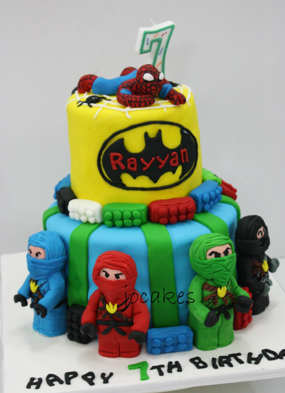 7 Year Old Cake