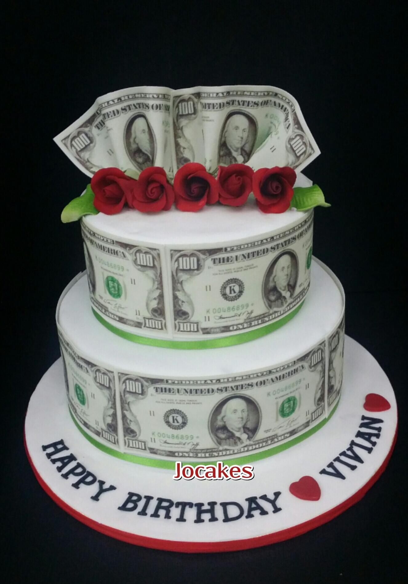 Dad S Birthday Cake