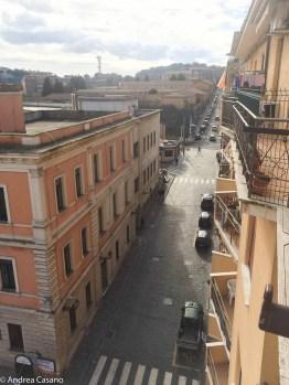 Bracciano - Via Principe di Napoli