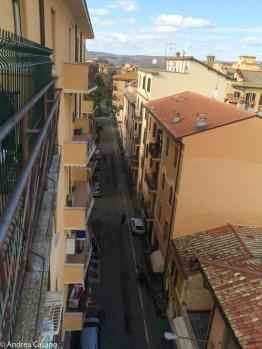 Bracciano - Via Ettore Latini