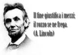 Citazione di Abramo Lincoln
