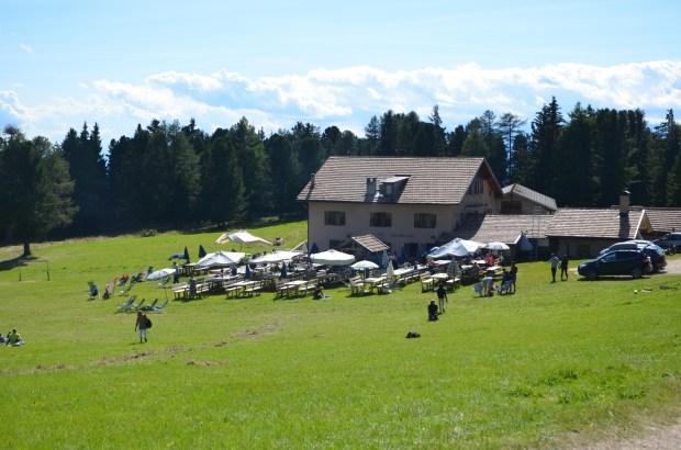 mountain hut Gurndin