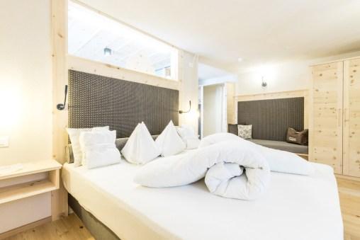 Junior Suite im Berghotel Jochgrimm