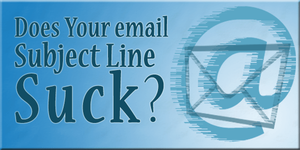 Tips and tricks for writing email subject lines that don't suck