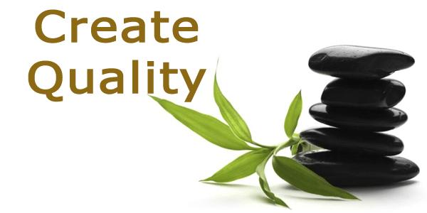 Create Quality