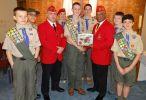 Eagle Scout James Preston Renfrow