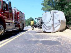 Accident US 701 S 1