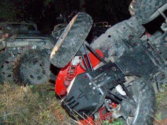 Fatal Old Kenly Rd ATV 2