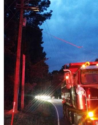 Accident - ONeill Street - Dump Truck 07-26-17-2JT