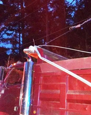 Accident - ONeill Street - Dump Truck 07-26-17-3JT