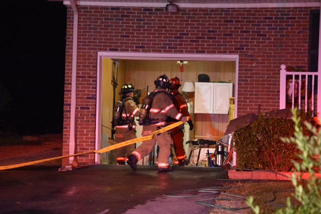 Fire - Oakdale Ave, Clayton 09-11-17-1JT