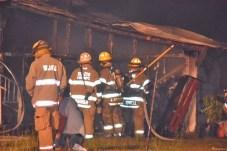 Fire - Parrish Road, Benson 09-21-17-2JT