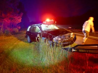 5 Family Members Injured In I-40 Crash – JoCo Report