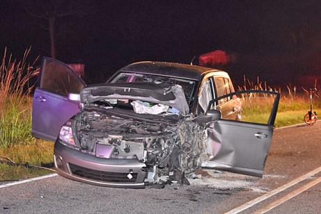 Accident - Lassiter Road, 10-19-17-5JT