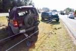 Accident – US70, Wilsons Mills Road, 10-03-17-2JP