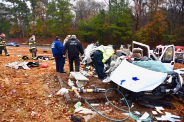 Homeless Woman Killed In Crash That Went Unnoticed For Hours