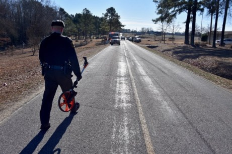 Accident - County Line Road, 01-03-18-4JP