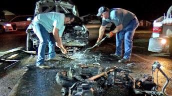 Accident - Moped, Dunn, 02-13-18-1JP