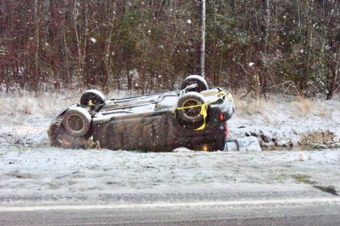 80 Weather Related Accidents Reported In Johnston County – JoCo Report