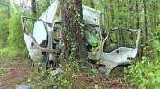 Accident - Zacks Mill Road, 04-25-18-1JP
