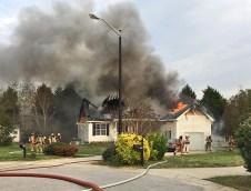 Fire - Kildaire Court 04-03-18-4CP