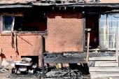Fire - Sunset Avenue, Smithfield 04-06-18-1JP