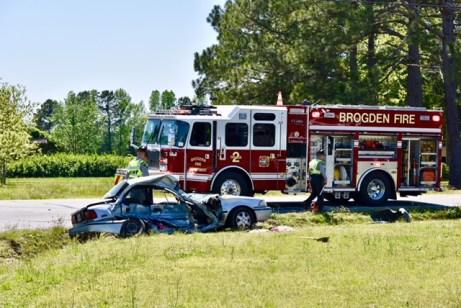 Accident - Brodgen Road, Bakers Chapel Road, 05-02-18-10JT