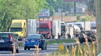 Accident - Chase, I-95 Dunn, 05-04-18-2JP