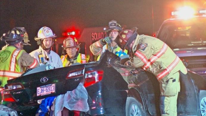 Accident - US70 Clayton, 05-06-18-1JP