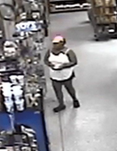 Clayton PD - Check Fraud Wanted 07-04-18-1CP