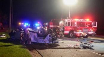 Accident - Glen Laurel Road 08-10-18-1JP