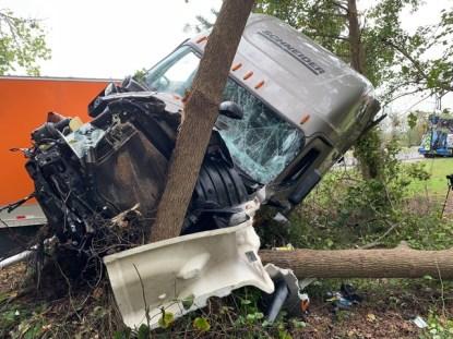 Accident - I-95 I95, Four Oaks, 10-07-18-1JP