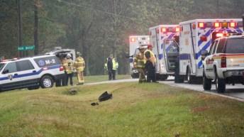 Accident - Vinson Road, 11-01-18-3JP
